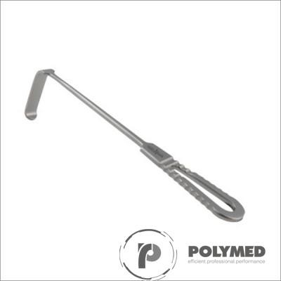Departator abdominal Langenbeck, 22 cm - Polymed
