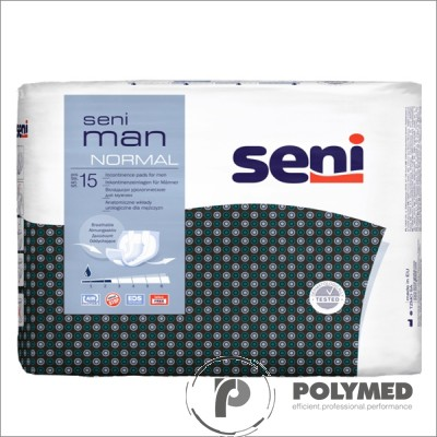 Absorbante urologice barbati Seni Man Normal - Polymed
