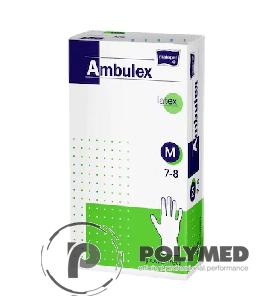 Manusi examinare pudrate AMBULEX