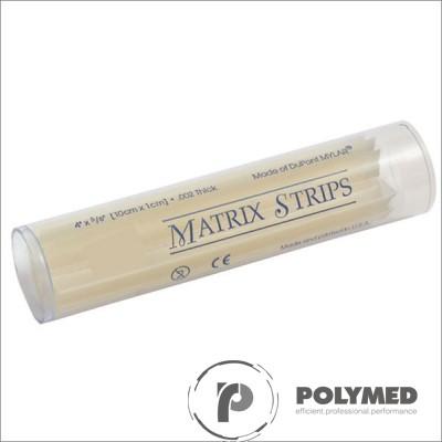 Benzi plastic (mylar) realizare matrici - Polymed