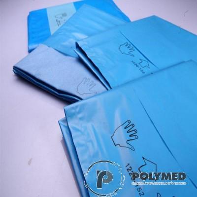 Camp acoperire masa operatie steril, 2 straturi, 150 x 200 cm, PPSB+PE