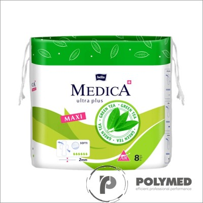 Absorbante igienice Medica Ultra Plus Maxi - Polymed