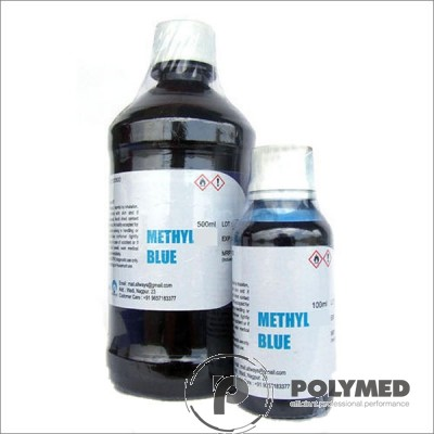 Albastru de metil, 1 litru - Polymed