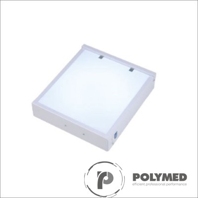 Negatoscop cu cadru metalic, 45 cm x 50 cm - Polymed