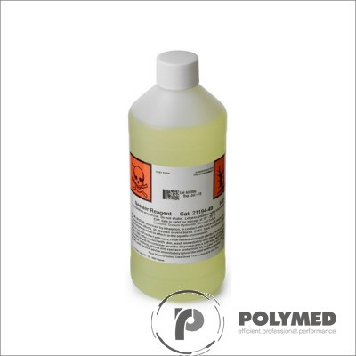 Reactiv Nessler (pentru amoniac), 1 litru - Polymed