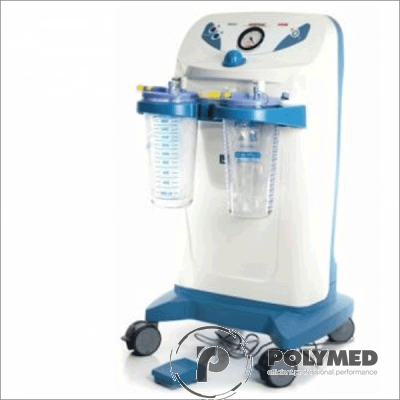 Aspirator New Hospivac 350/Clinic Plus, 60 l/min