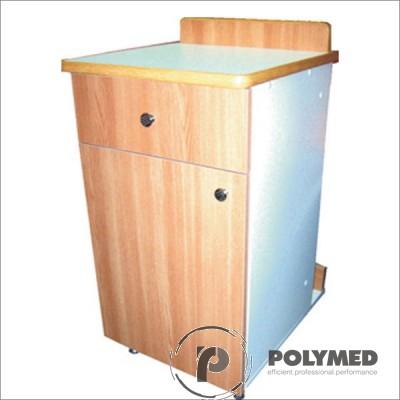 Noptiera pal melaminat NO-1 - Polymed