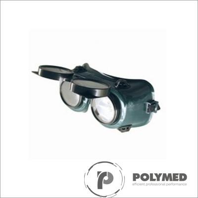 Ochelari sudor, lentile ajustabile - Polymed
