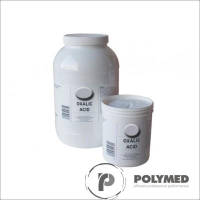 Acid oxalic p.a., 1 kg - Polymed