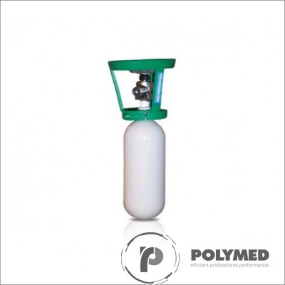 Butelie de oxigen medical, reincarcabila, 1 litru