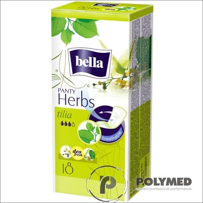 Absorbante zilnice Bella Herbs Floare de Tei Mixform