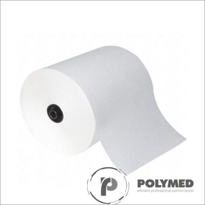 Hartie termica, necaroiata, pentru spirometre si audiometre, 110 mm x 25 m, role