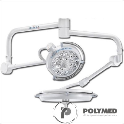 Lampa operatie Pentaled 30E+30E - Polymed