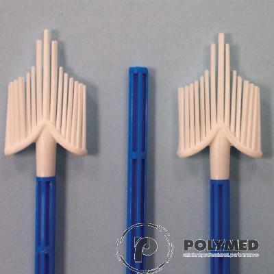 Periute ginecologice tip bradut, sterile