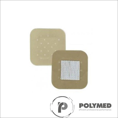 Plasturi Natural Patrati, 38 mm x 38 mm