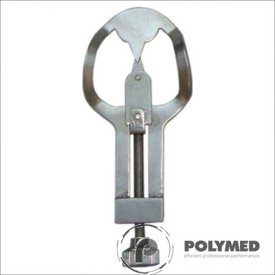 Port matrice Ivory, inox - Polymed