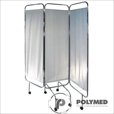 Paravan cu 3 elementi - Polymed