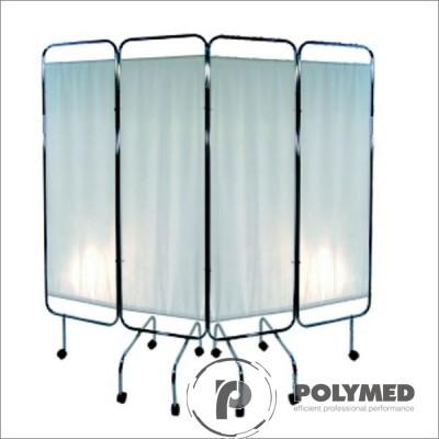 Paravan cu 4 elementi - Polymed