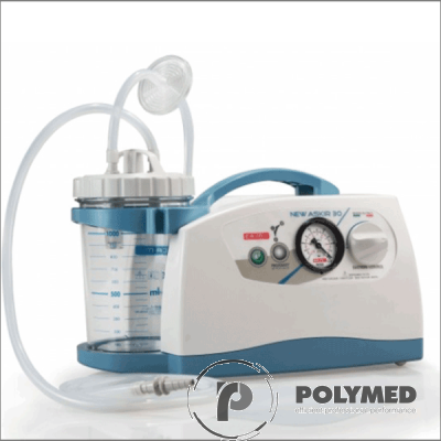 Aspirator chirurgical/de secretii New Askir 30 Proximity - Polymed