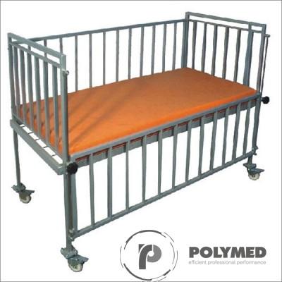 Pat spital copii, metalic, PSC-1 - Polymed