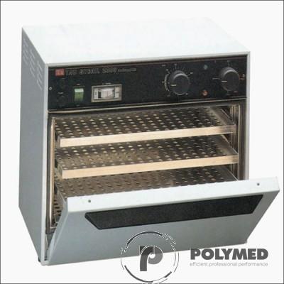Pupinel (sterilizator) cu aer cald TAU steril 2000 - Polymed