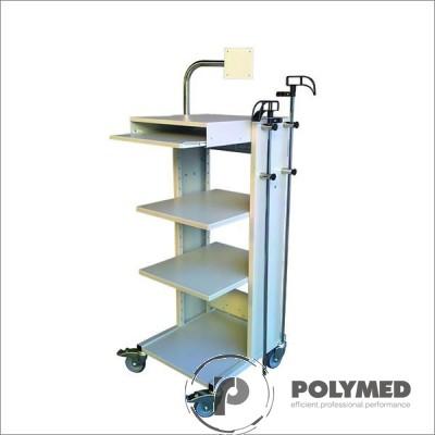 Troliu aparate R4 - Polymed
