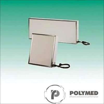 Negatoscop de perete Slim, cu reglaj iluminare - Polymed