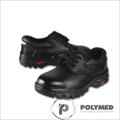 Pantofi protectie S1, negri, 36-48 - Polymed