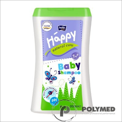 Sampon Happy Natural Care - Polymed
