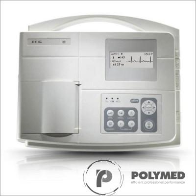 Electrocardiograf portabil cu 1 canal SE-100 - Polymed