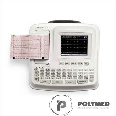 Electrocardiograf portabil cu 6 canale SE-601A - Polymed