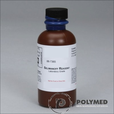 Reactiv Seliwanoff, 1 litru