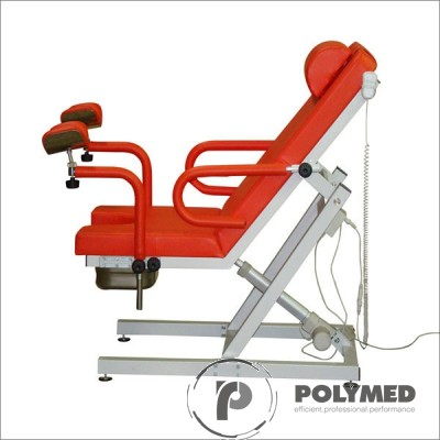 Scaun ginecologic, 1 motor - Polymed