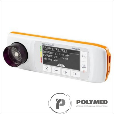 Spirometru Spirobank II - Polymed