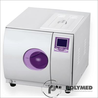 Autoclav STE 12L, seria C, clasa sterilizare B - Polymed