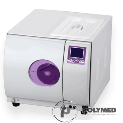 Autoclav STE 16L, seria C, clasa sterilizare B - Polymed