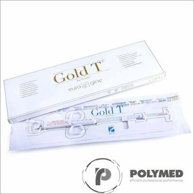 Sterilet cu fir de aur Eurogine - Polymed