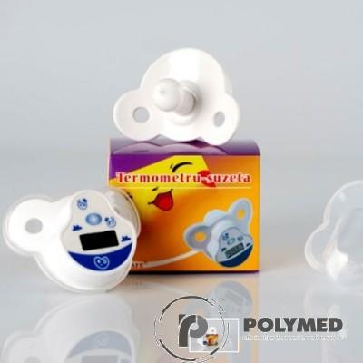 Termometru tip suzeta - Polymed