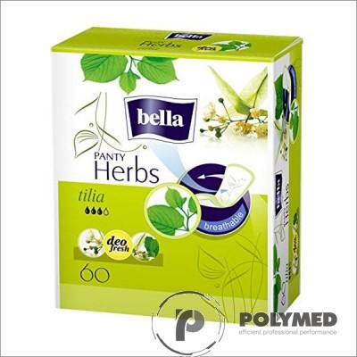 Absorbante zilnice Bella Herbs Panty Floare de Tei Mixform 60 - Polymed