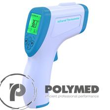 Termometru digital non contact  - Polymed
