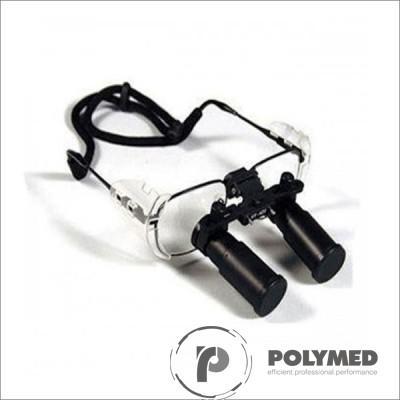 Lupa chirurgicala binoculara prismatica TMD-L 4 - Polymed