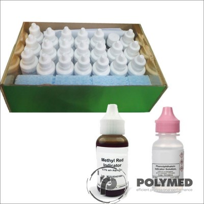 Trusa cu reactivi pentru farmacie - Polymed