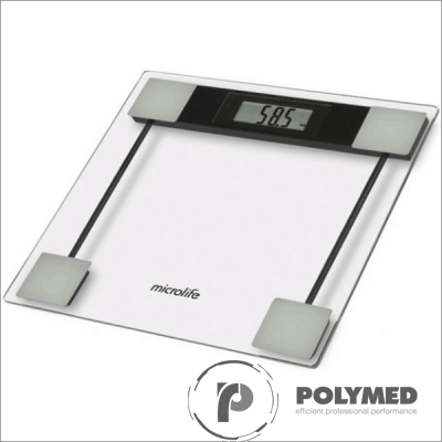 Cantar digital persoane WS 50 Microlife  - Polymed