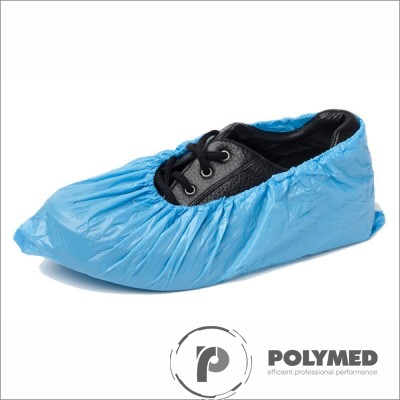 Acoperitori pantofi PE, 100 buc