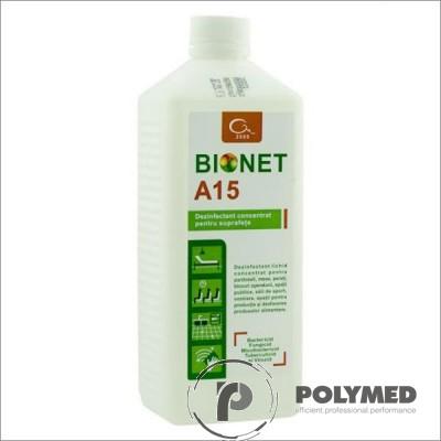 Dezinfectant de contact pentru suprafețe Bionet A15