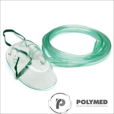 Masti oxigen sterile (cu tubulatura 2m) adulti / copii