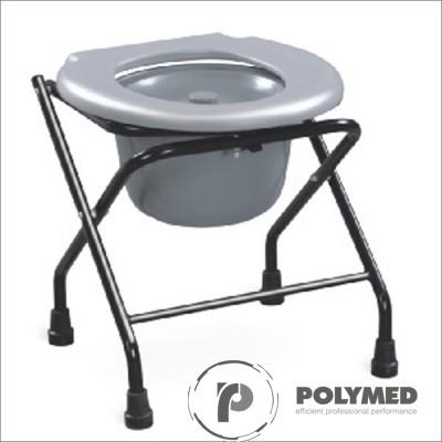 Scaun de toaleta pliabil FS897A